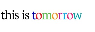 this is tomorrow logo