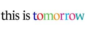this is tomorrow logo