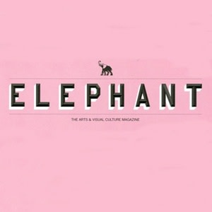 Elephant (Arts & Visual Culture Magazine) logo