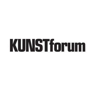 KUNSTforum logo