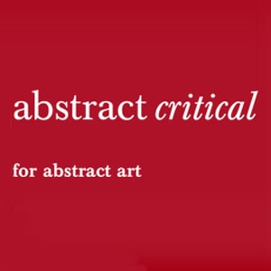 Abstract Critical (for abstract art) logo