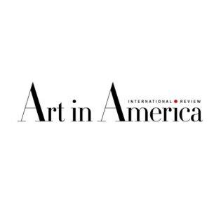 Art in America (International Review) logo