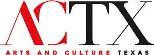 ACTX (Arts and Culture Texas) logo