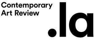Contemporary Art Review .LA logo