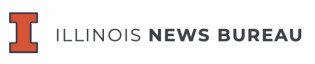 Illinois News Bureau logo