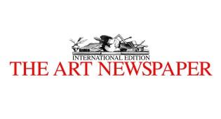 Art Newspaper logo