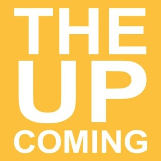 The Up Coming logo