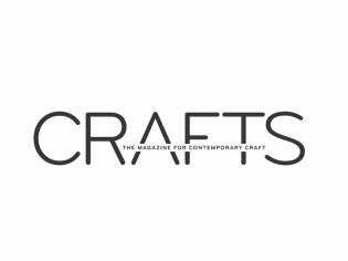 CRAFTS (The Magazine for Contemporary Crafts) logo