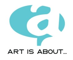 Art is About logo