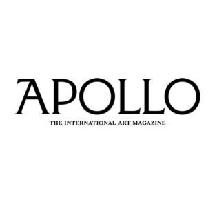APOLLO (The International Art Magazine) logo