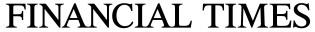 The Financial Times Logo