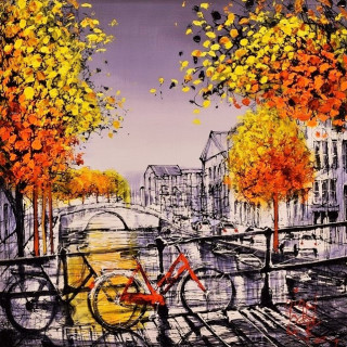 <span class=&#34;artist&#34;><strong>Nigel Cooke</strong></span>, <span class=&#34;title&#34;><em>Amsterdam Moods </em>, 2018</span>