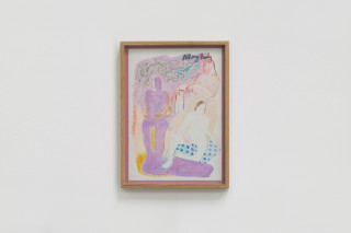 Monika Grabuschnigg, All my body sees you in delay, 2018