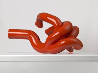 "<span class=""artist""><strong>Angela Palmer</strong></span>, <span class=""title""><em>Red Hot Orange Exhaust</em></span>"
