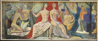 Giorgio Baitello, BACCHUS AND ARIADNE, ca. 1960