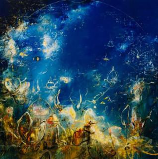 Michael Schultheis, Venn Constellations of Desire, 2017