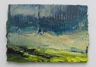 Colin Halliday, Spring Brings Rain & New Growth, 2014-15