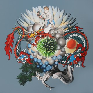 Alain Magallon, China Dragon, 2014