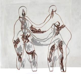 Randy Klein, Shiva and Pavrati, 2015