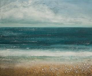 Alex Morton, Loving the North Coast Wind, 2016