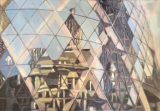 Erin de Burca, Icon III - Fragmented, 2016
