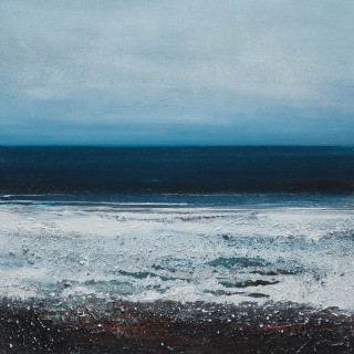 Alex Morton, Washing Through The Shoreline, 2017