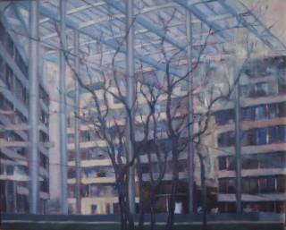 Erin de Burca, Glass Ceiling, 2016