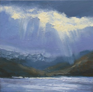 Colin Halliday, Winter Light, 2015