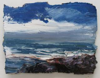 Colin Halliday, Seascape, 2016