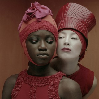 Gisela Torres, Red Turban, 2015