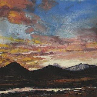 Michael Sole, Sligachan No.4, 2014