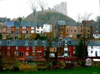 Michael Harrison, Lewes Castle