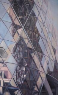 Erin de Burca, Icon VII - Fragmented, 2016