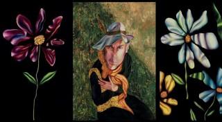 Carlos Cortes, Lady Chatterley (Triptych), 2014-15
