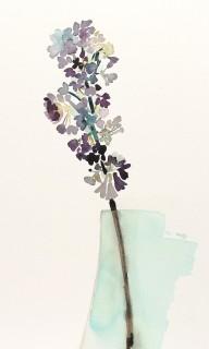 Susan Kane, Lilac in Blue Jug