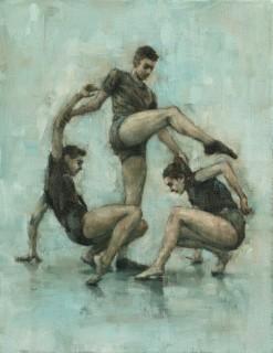 Carl Chapple, 'Montagues VI' - Andrea Battaggia, Maria Brunello & Miguel Fernandes