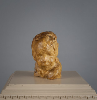<span class=&#34;artist&#34;><strong>Medardo Rosso</strong></span>, <span class=&#34;title&#34;><em>Jewish Child</em></span>