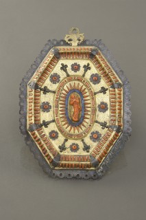 <span class=&#34;artist&#34;><strong>Trapani</strong></span>, <span class=&#34;title&#34;><em>Pair of plaques</em>, 17th Century</span>