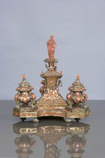 <span class=&#34;artist&#34;><strong>Trapani</strong></span>, <span class=&#34;title&#34;><em>Inkwell</em>, 17th/18th century</span>