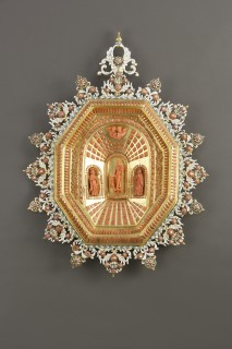 <span class=&#34;artist&#34;><strong>Trapani</strong></span>, <span class=&#34;title&#34;><em>Plaque</em>, First Half of the 17th Century</span>