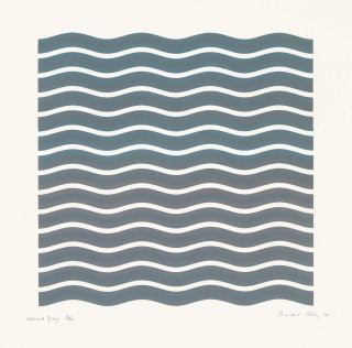 <span class=&#34;artist&#34;><strong>Bridget Riley</strong></span>, <span class=&#34;title&#34;><em>Coloured Greys [2]</em>, 1972</span>