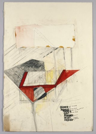 <span class=&#34;artist&#34;><strong>Alison Wilding</strong></span>, <span class=&#34;title&#34;>Untitled, 1972</span>