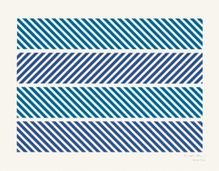 "<span class=""artist""><strong>Bridget Riley</strong></span>, <span class=""title""><em>Untitled [Rothko Portfolio]</em>, 1973</span>"