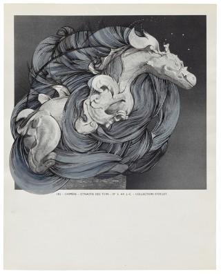 <span class=&#34;artist&#34;><strong>Ann-Marie James</strong></span>, <span class=&#34;title&#34;><em>MUS&#201;E IMAGINAIRE, Plate 282</em>, 2013</span>