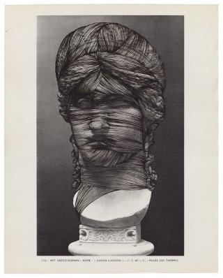 <span class=&#34;artist&#34;><strong>Ann-Marie James</strong></span>, <span class=&#34;title&#34;><em>MUS&#201;E IMAGINAIRE, Plate 176</em>, 2013</span>