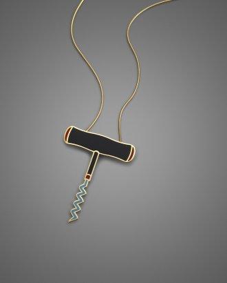 Corkscrew Cross