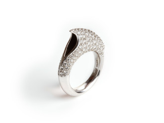 Tear Catcher Ring