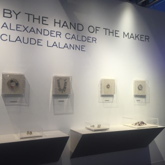 By the Hand of the Maker: Jewellery by Alexander Calder and Claude Lalanne, Design Miami