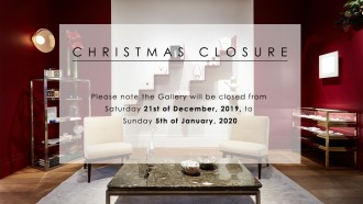 Christmas Closure, From 21/12/2019 to 05/01/2020