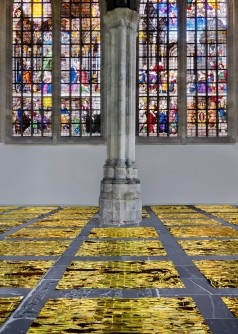 Sarah van Sonsbeeck | Oude Kerk, Amsterdam